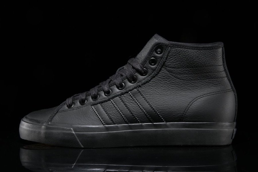 adidas Matchcourt High RX Triple Black
