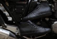 adidas Matchcourt High RX Triple Black