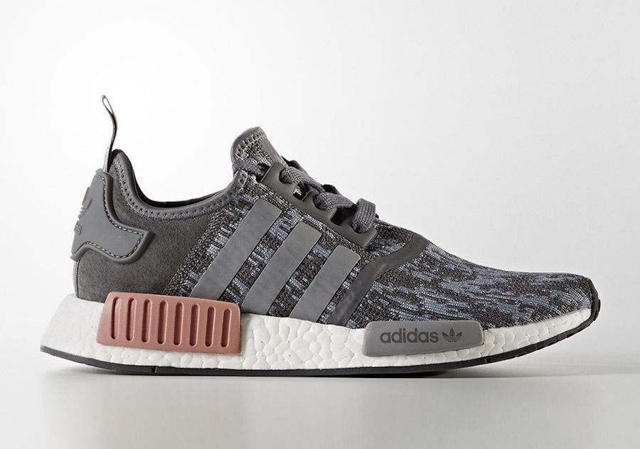 adidas NMD R1 Grey BY9647