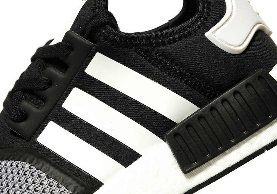 2ff90bff33 adidas NMD R1 White Black JD Sports | SneakerFiles