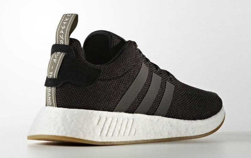 adidas NMD R2 Black Gum Release Date