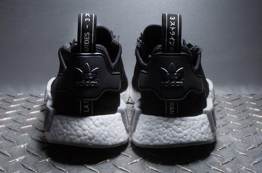 adidas NMD Rollerknit Black Reflective