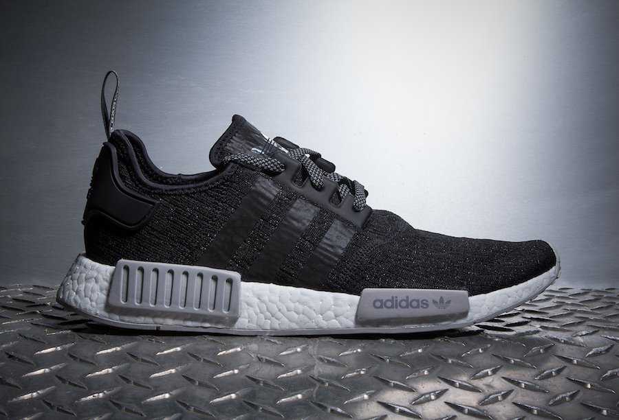 hot sale online fe3df 78d22 adidas NMD Rollerknit Black Reflective CQ0759 | SneakerFiles