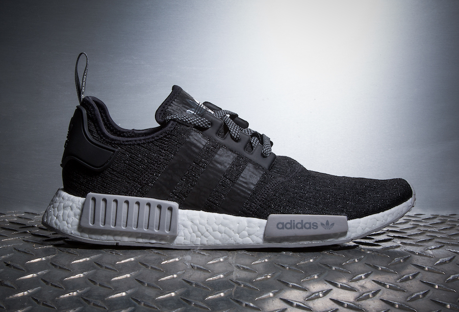 adidas NMD Rollerknit Black Reflective CQ0759   SneakerFiles