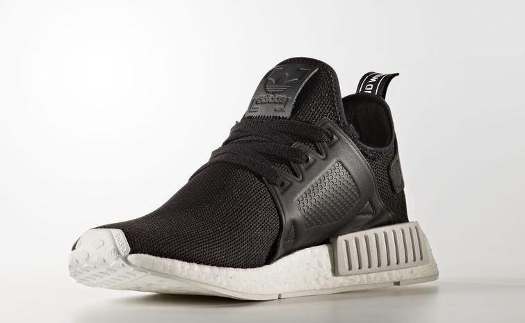 adidas NMD XR1 Black Leather Cage