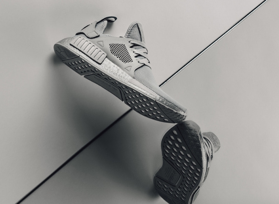 adidas NMD XR1 Triple Grey BY9923