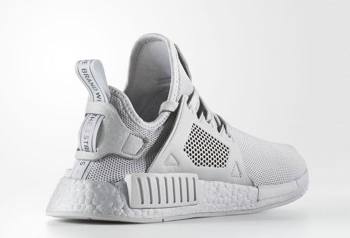 adidas NMD XR1 Triple Grey Release Date