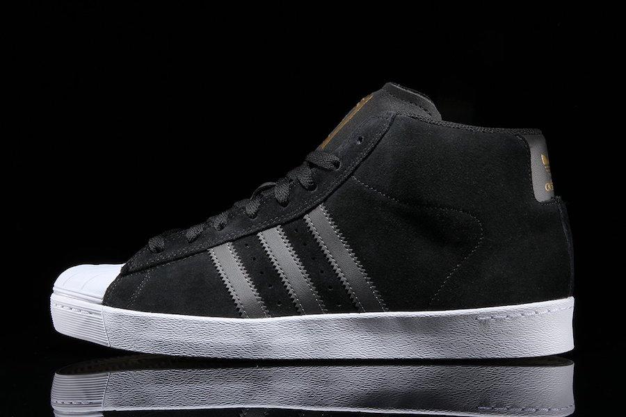 adidas Pro Model Vulc ADV Black