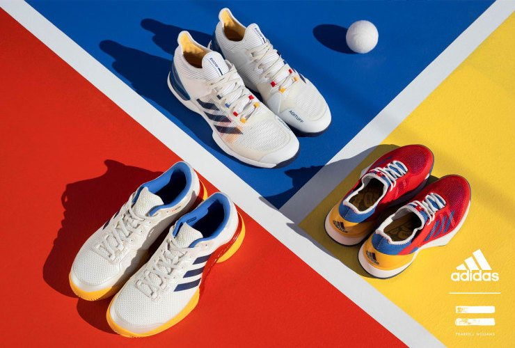adidas Tennis Collection by Pharrell