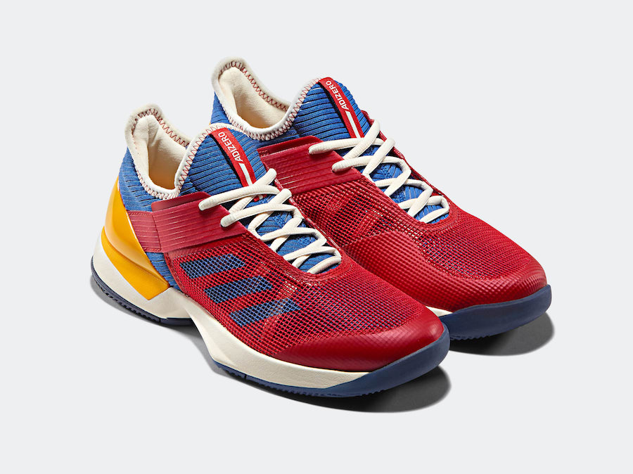 178dcecfa5157 adidas Tennis Collection by Pharrell Williams