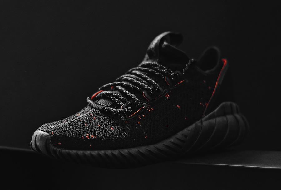 adidas Tubular Doom Sock Primeknit Bred