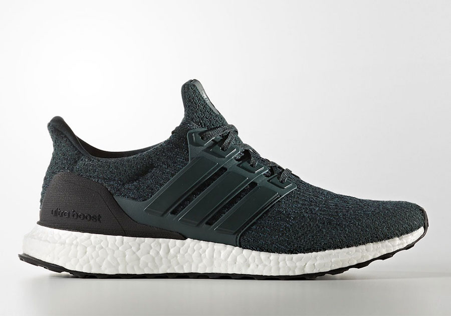 adidas Ultra Boost 3.0 Night Green S82024