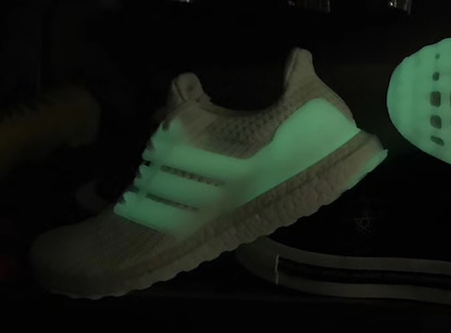 adidas Ultra Boost 4.0 Glow in the Dark