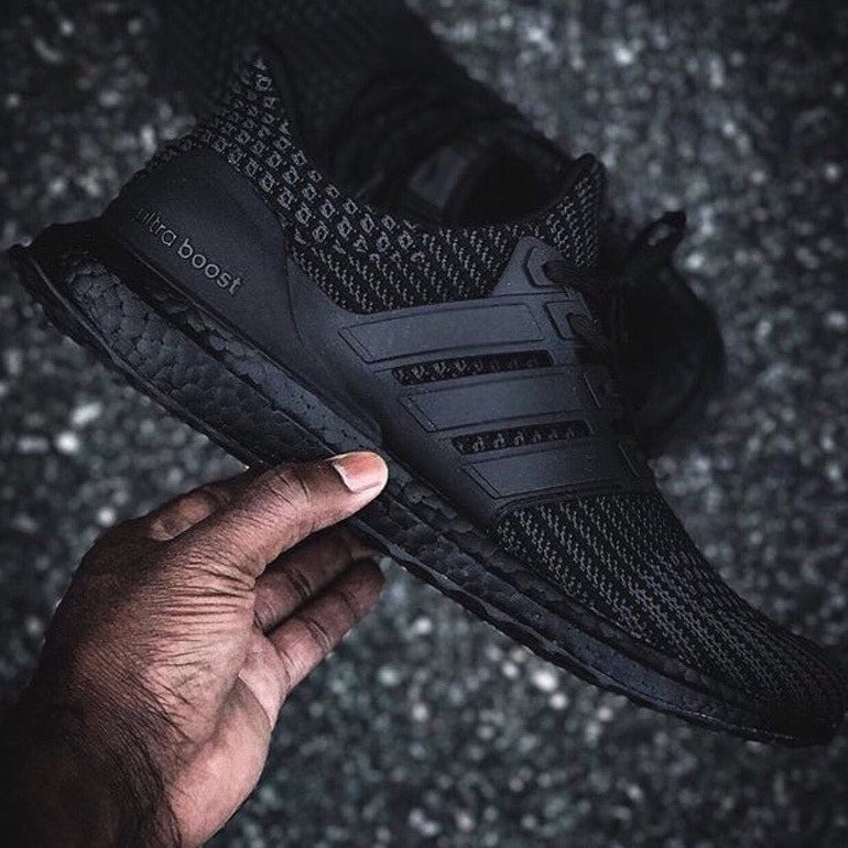adidas Ultra Boost 4.0 Triple Black Release Date