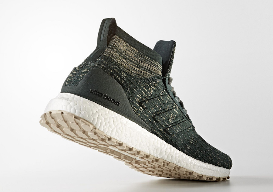 adidas Ultra Boost ATR Mid Trace Olive Release Date