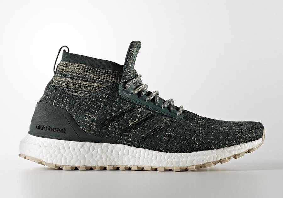 c7ceccbe91389 adidas Ultra Boost ATR Mid Trace Olive Release Date