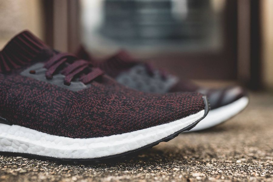 6070625a219 adidas Ultra Boost Uncaged Dark Burgundy BY2552