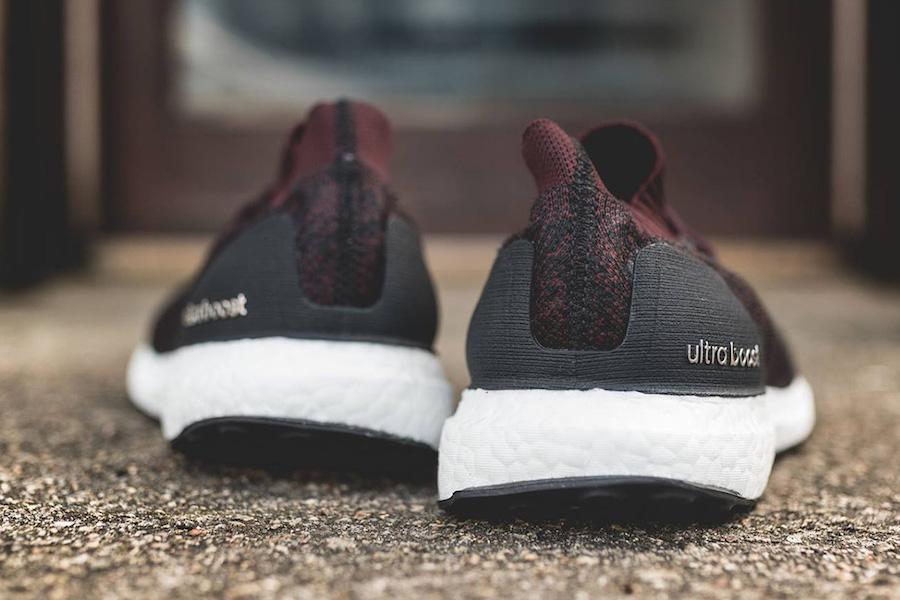 adidas Ultra Boost Uncaged Dark Burgundy BY2552