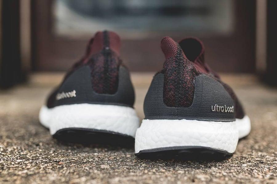 Adidas Ultra Boost Uncaged Burgunder / Mørk Koksgrå 8VFrHuZd9Y
