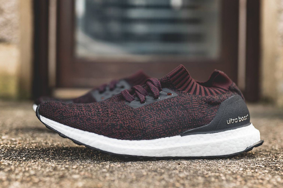 adidas Ultra Boost Uncaged Dark Burgundy BY2552  ff2265fb99