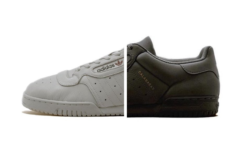 adidas Yeezy PowerPhase Black Grey Release Date