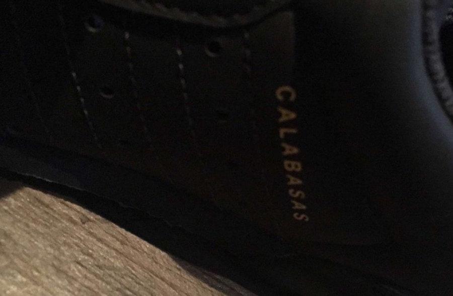 adidas Yeezy PowerPhase Triple Black