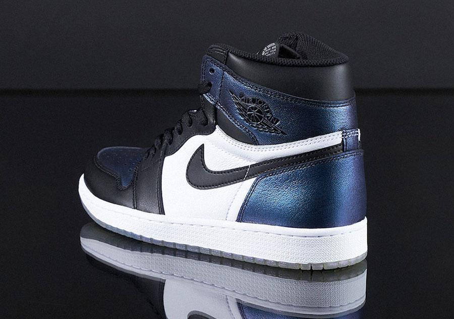 Air Jordan 1 All Star Gotta Shine Nike SNEAKRS App Heat Wave Restock