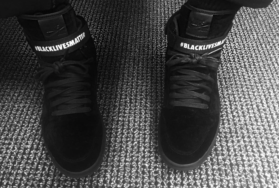 Air Jordan 1 Black Lives Matter