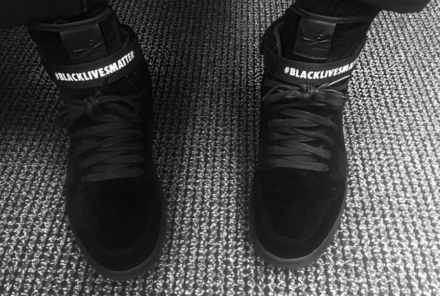 Black Lives Matter Jordan Shoes