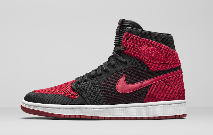 Air Jordan 1 Flyknit Banned September 2017
