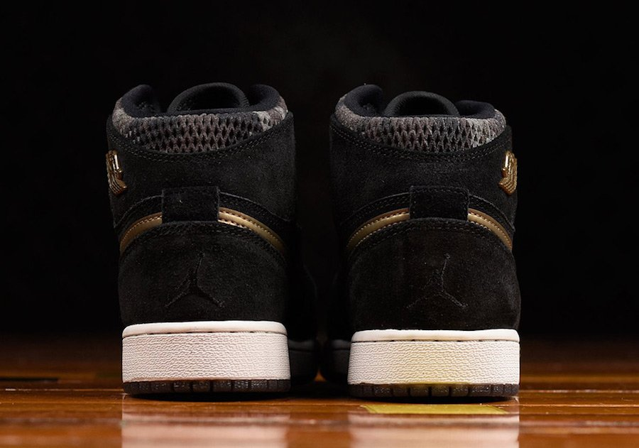 Air Jordan 1 Heiress Camo