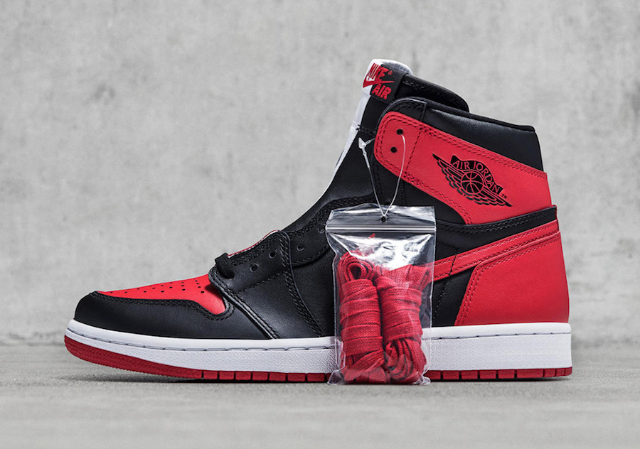 Air Jordan 1 Homage to Home Chicago Banned