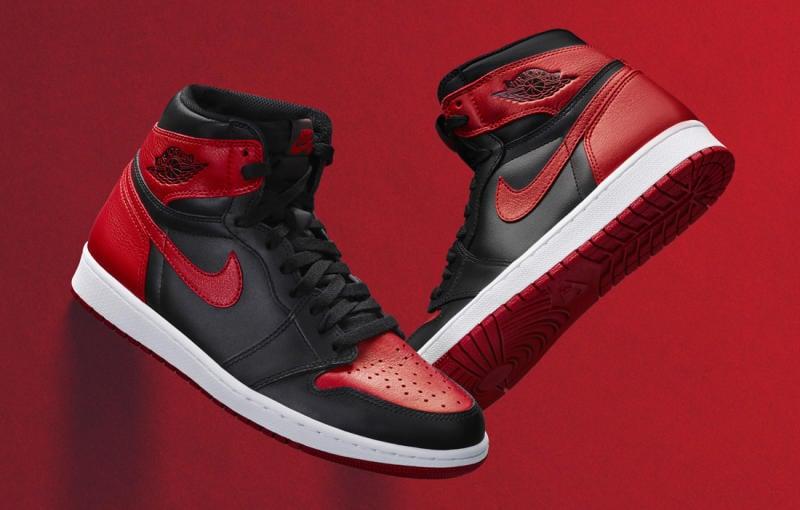 Air Jordan 1 Restock Nike SNKRS