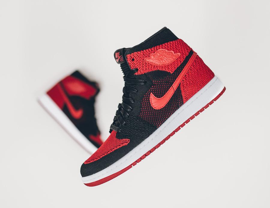 Air Jordan 1 Flyknit Banned Release Date  643b105ac