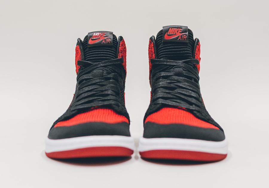 Air Jordan 1 Retro High Flyknit Banned