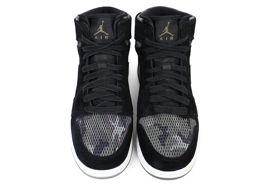 Air Jordan 1 Retro High Girls Camo
