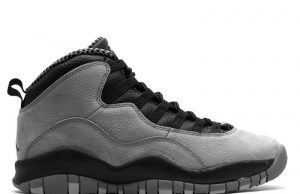 Air Jordan 10 Cool Grey 2018 Release Date