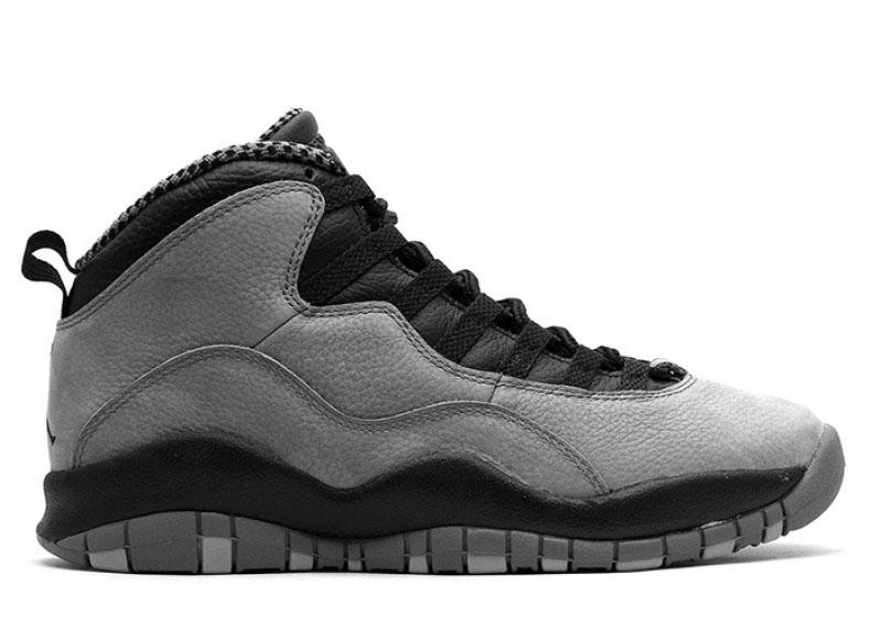 Air Jordan 10 Cool Grey 2018 Release Date