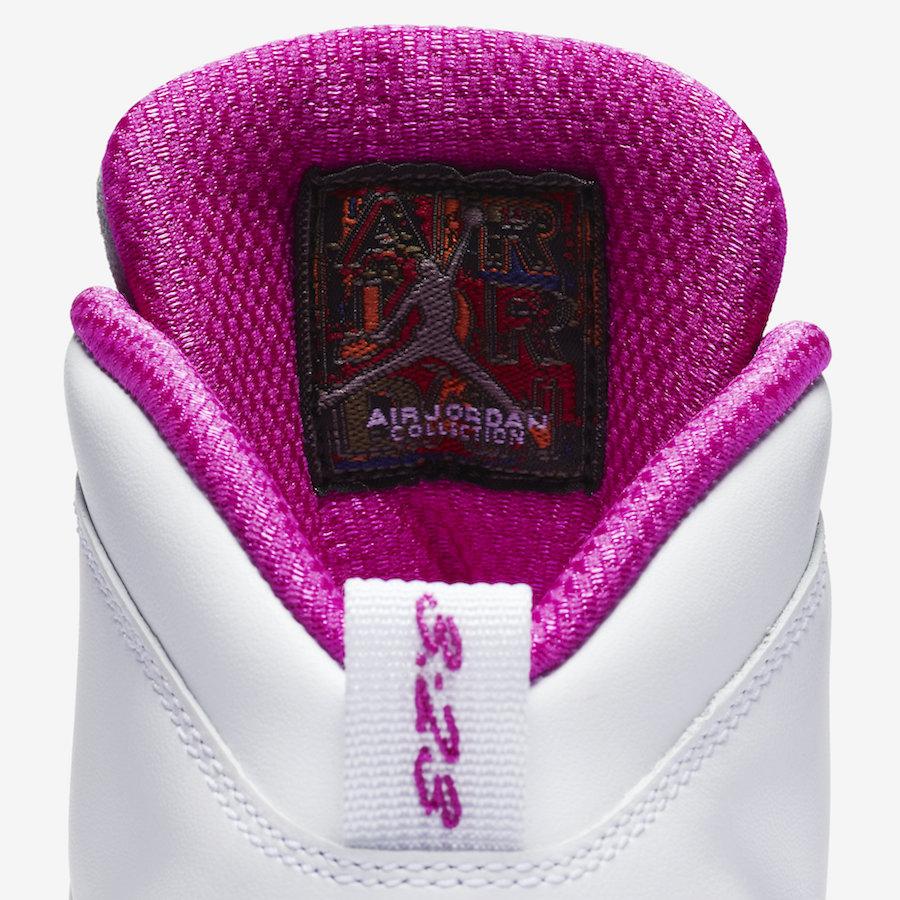 Air Jordan 10 Maya Moore AA2900-159 Release Date