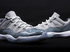 Air Jordan 11 Low Cool Grey 2018 Release Date