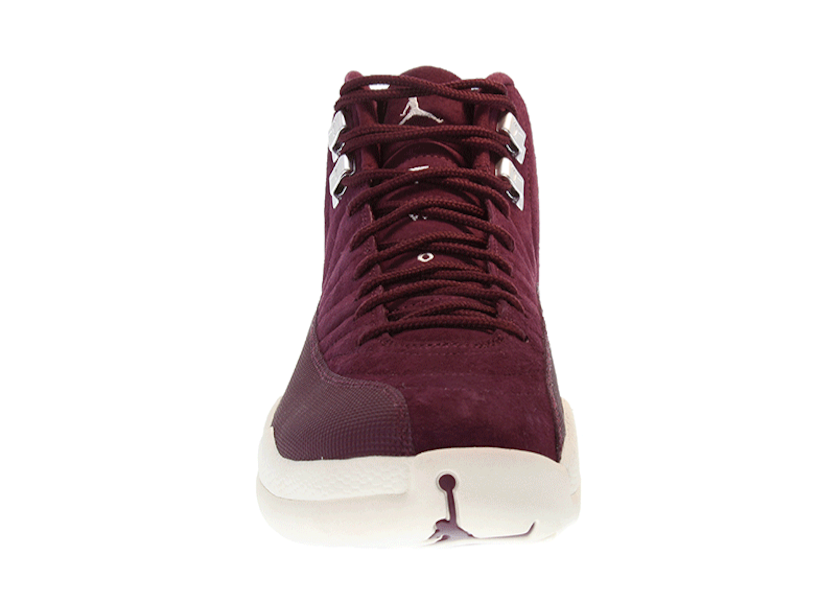 Air Jordan 12 Bordeaux Sail