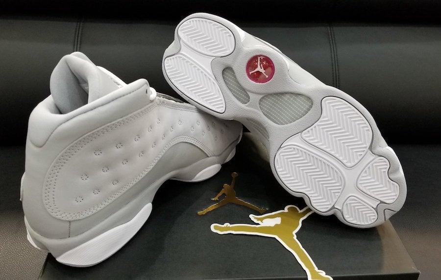 Air Jordan 13 GS Wolf Grey Release Date