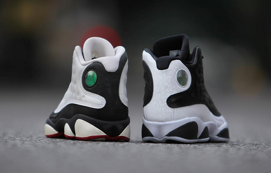 Air Jordan 13 Love Respect