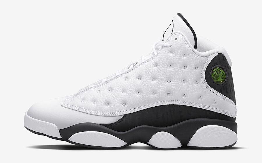 Air Jordan 13 Love Respect White
