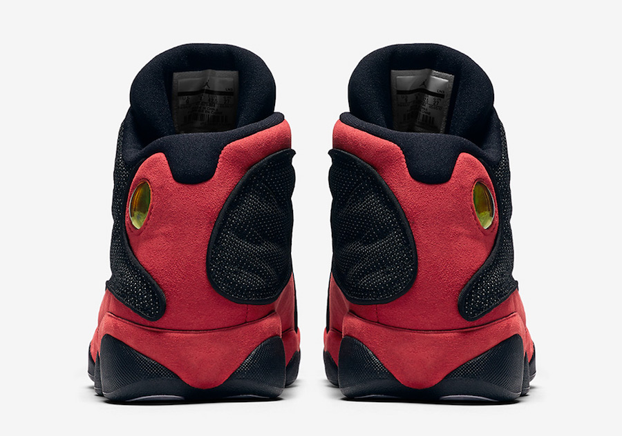 hot sale online eff44 7c7d1 Air Jordan 13 Retro Bred 414571-004