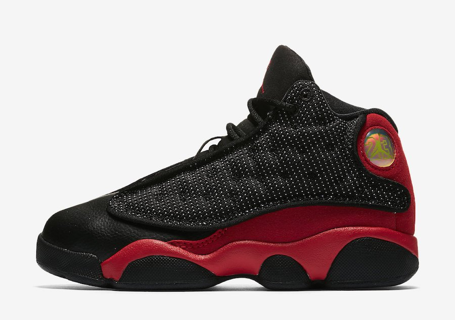 Air Jordan Retro 13 Rouge Noir