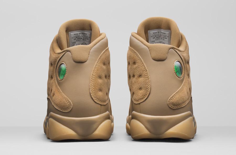 Air Jordan 13 Wheat 414571-705