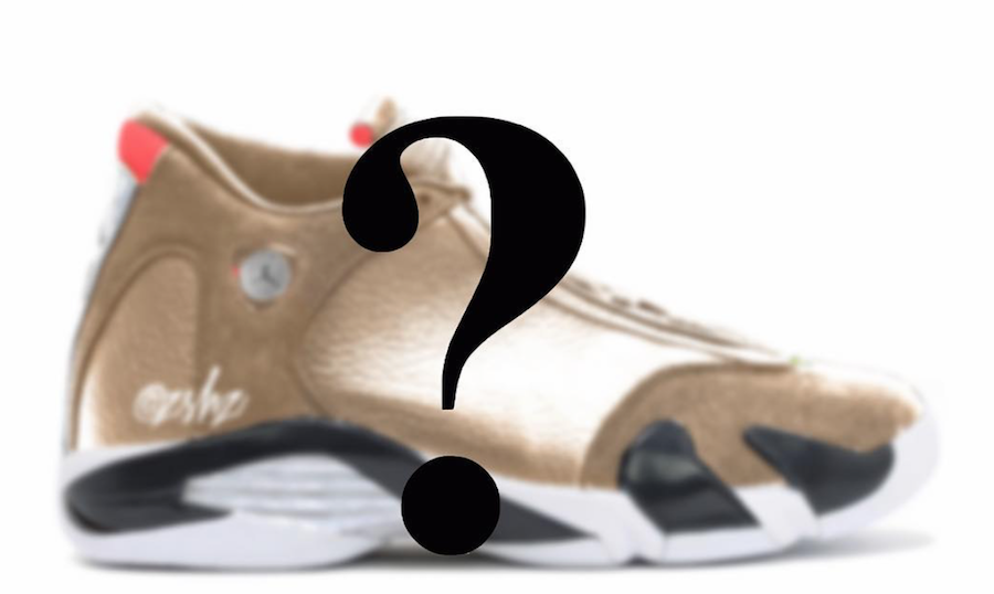 official photos eec56 c437f Air Jordan 14 Desert Sand 487471-021 Release Date | SneakerFiles
