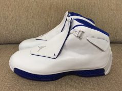 Air Jordan 18 Retro Sport Royal Wizards AA2494-106