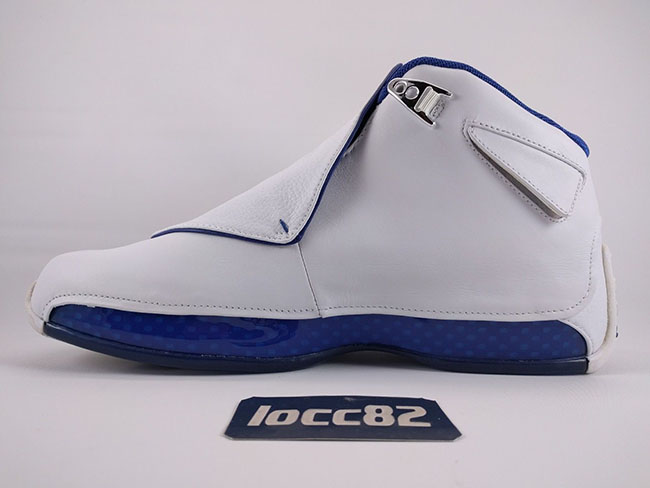 Air Jordan 18 Wizards 2018 Retro Release Date
